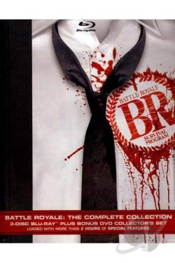 Battle Royale - The Complete Collection BRAY Cover Art