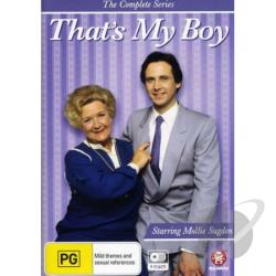 Thats My Boy-The Complete Series DVD Cover Art