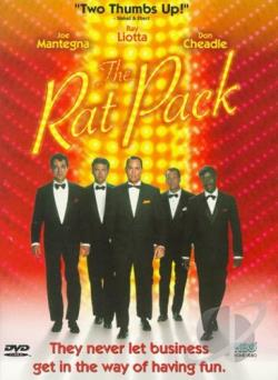 Rat Pack DVD Cover Art