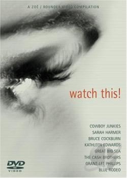 Watch This! DVD Cover Art