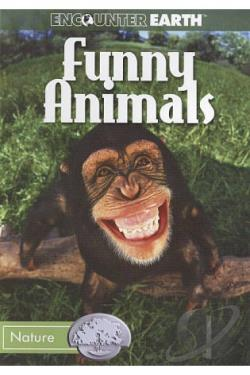 Funny Animals Dvd Cover Art