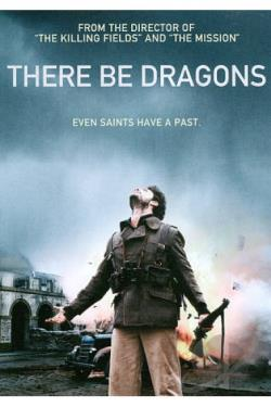 There Be Dragons DVD Cover Art