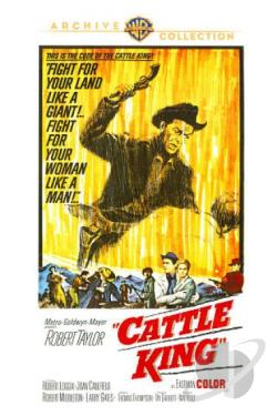 Cattle King DVD Cover Art