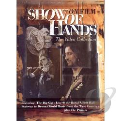 Show of Hands: The Video Collection DVD Cover Art