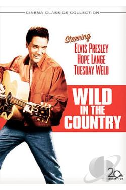 Wild in the Country DVD Cover Art