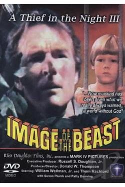 Image of the Beast DVD Cover Art