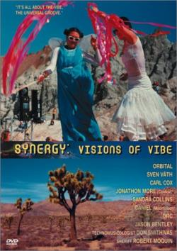 Synergy - Visions of Vibe DVD Cover Art