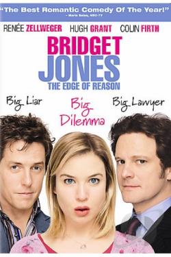 Bridget Jones: The Edge of Reason DVD Cover Art