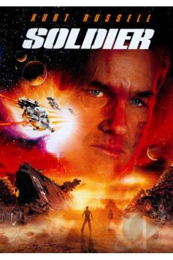 Soldier DVD Cover Art