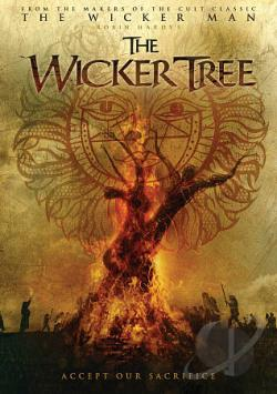 Wicker Tree DVD Cover Art