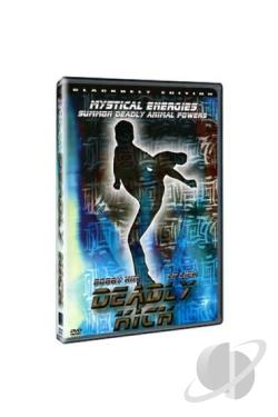 Deadly Kick DVD Cover Art