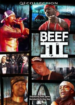 Beef 3 DVD Cover Art
