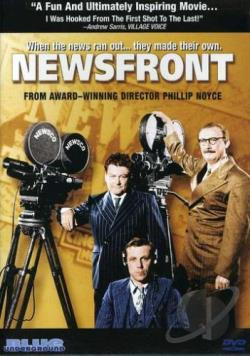 Newsfront DVD Cover Art