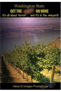 Washington State - Get The Dirt On Wine DVD Cover Art