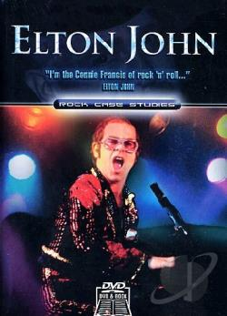 Rock Case Studies - Elton John DVD Cover Art