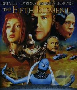 Fifth Element BRAY Cover Art