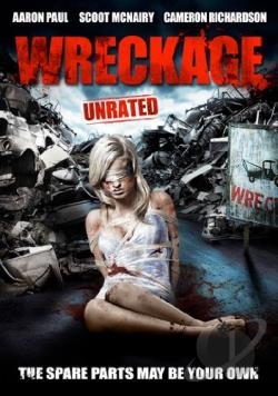 Wreckage DVD Cover Art