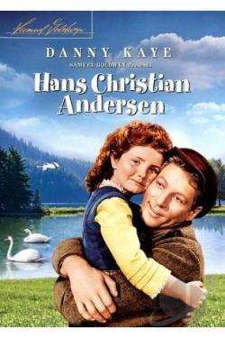 Hans Christian Andersen DVD Cover Art