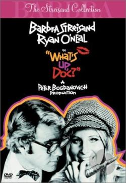 What's Up Doc? DVD Cover Art