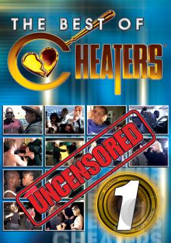 Cheaters Uncensored 1 DVD Cover Art