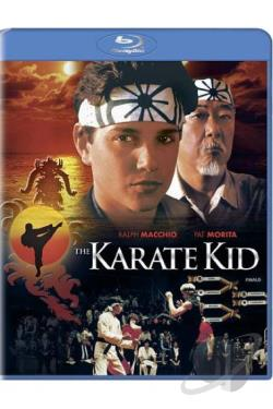 Karate Kid BRAY Cover Art