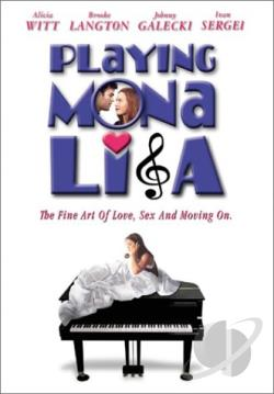 Playing Mona Lisa DVD Cover Art