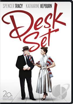 Desk Set DVD Cover Art