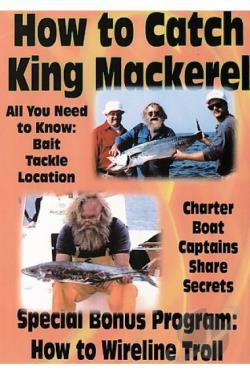 King Mackerel Video DVD Cover Art