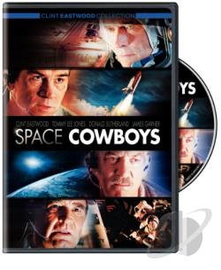 Space Cowboys DVD Cover Art