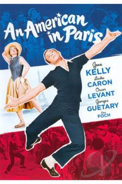 American in Paris DVD Cover Art
