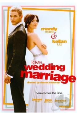 Love, Wedding, Marriage DVD Cover Art