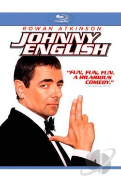 Johnny English BRAY Cover Art