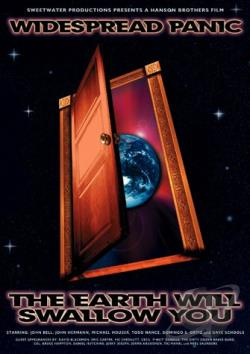 Widespread Panic - The Earth Will Swallow You DVD Cover Art