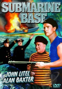 Submarine Base DVD Cover Art