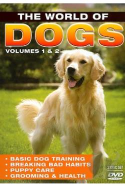 World Of Dogs - Vol 1 & 2 DVD Cover Art