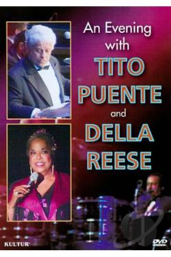 Evening with Tito Puente and Della Reese DVD Cover Art