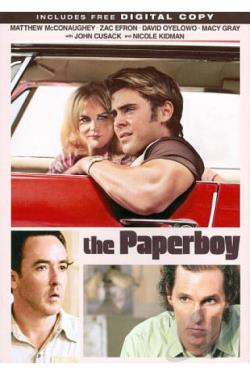 Paperboy DVD Cover Art