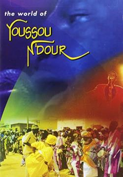 World of Youssou N'Dour DVD Cover Art