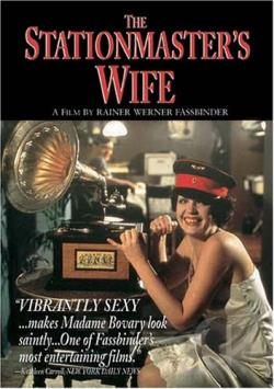 Stationmaster's Wife DVD Cover Art