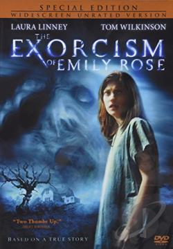 Exorcism of Emily Rose DVD Cover Art