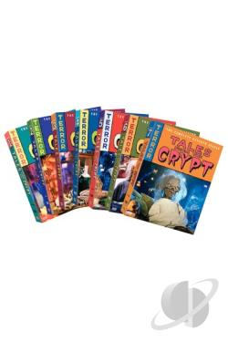 Tales from the Crypt - The Complete Seasons 1-7 DVD Cover Art