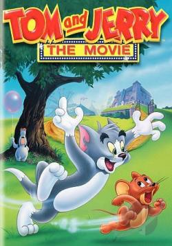 Tom and Jerry - The Movie DVD Cover Art