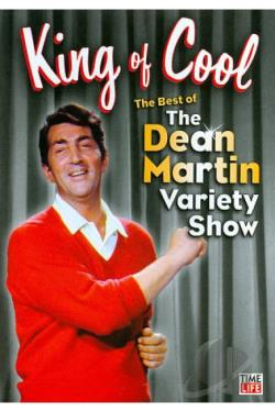 King of Cool: The Best of The Dean Martin Variety Show DVD Cover Art