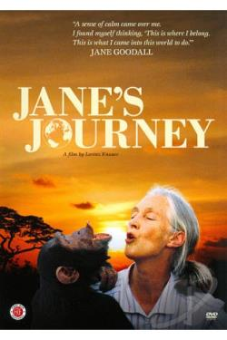 Jane's Journey DVD Cover Art