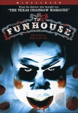 Funhouse DVD Cover Art