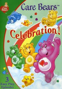 Care Bears - Celebration DVD Cover Art