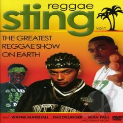 Reggae Sting Vol. 1 DVD Cover Art