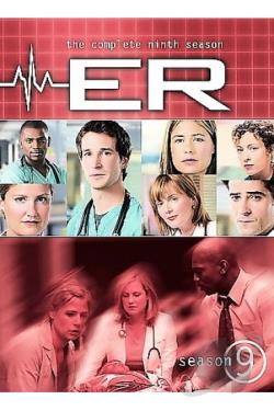 ER: The Complete Seasons 1-9 DVD Cover Art