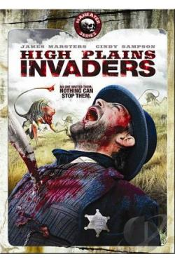 High Plains Invaders DVD Cover Art