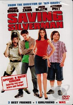 Saving Silverman DVD Cover Art